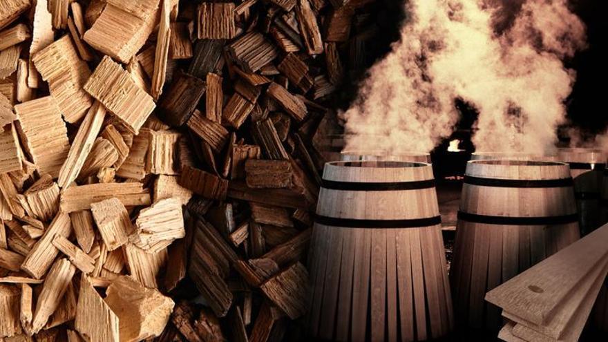 La formación, sobre el papel de la madera en los vinos