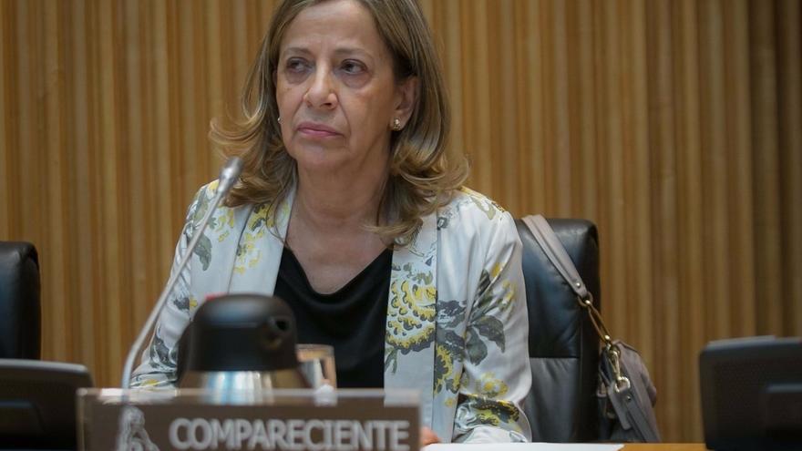 """La tesorera del PP dice que el partido no paga sobresueldos a sus cargos sino """"gastos de representación"""""""