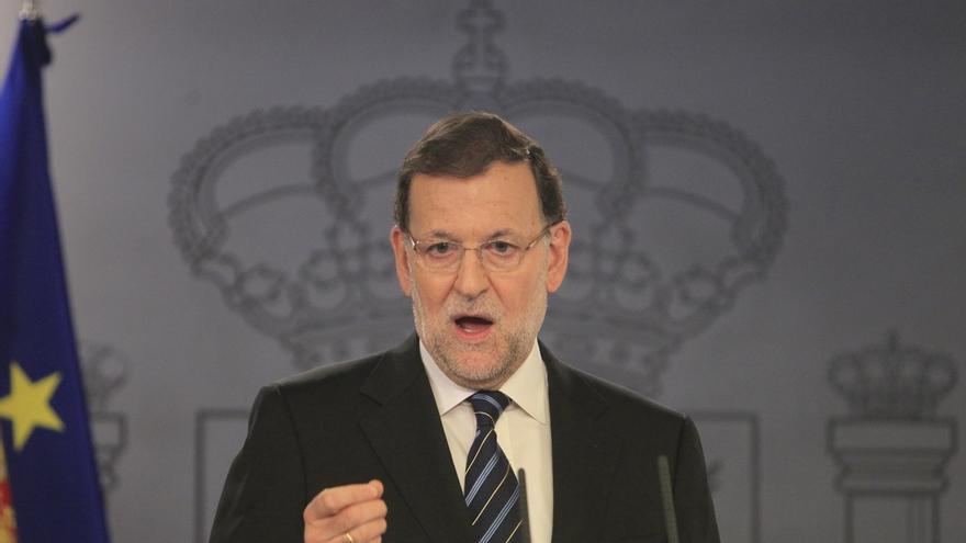 Rajoy viajará este sábado a Cataluña para explicar su posición en el 9N