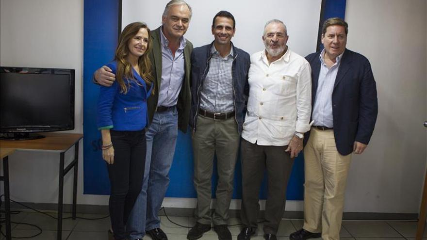 Glez. Pons: un triunfo de la oposición venezolana ayudaría a excarcelar presos