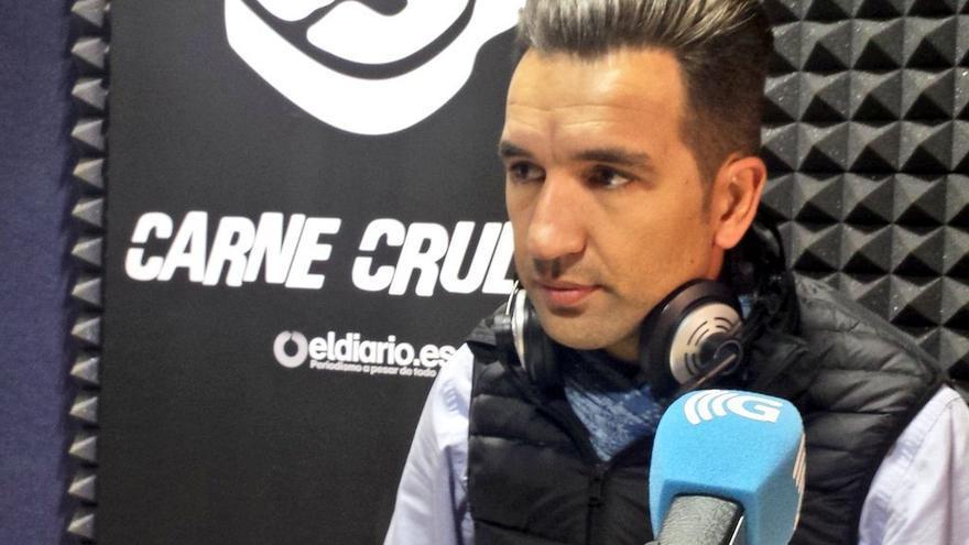 Miguel Lago en #CC