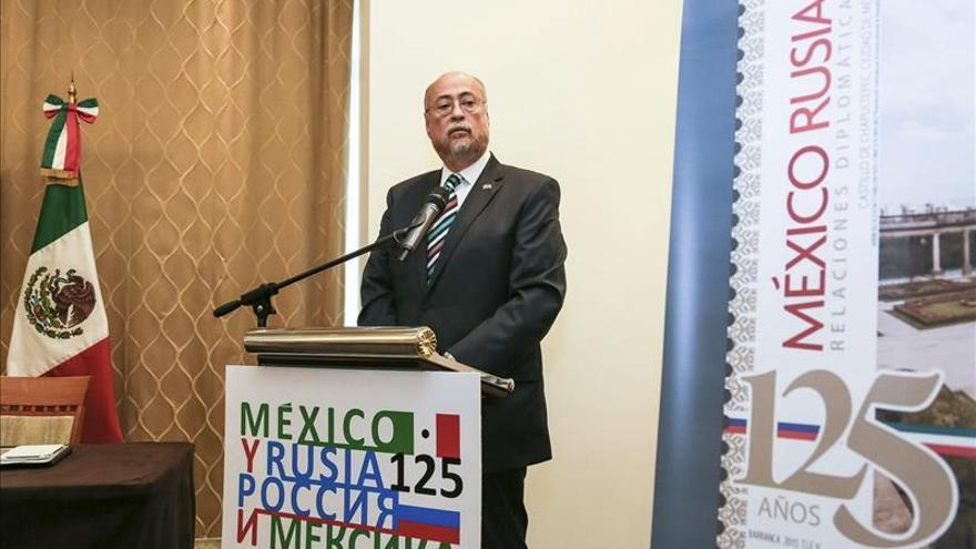 México y Rusia conmemoran 125 años de relaciones diplomáticas