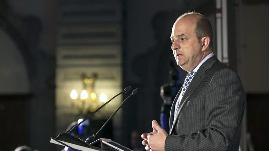 Juan José Cardona, alcalde de Las Palmas de Gran Canaria. Foto: EFE