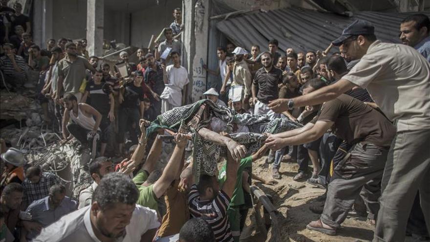 Más de 60 premios Nobel y 200 eurodiputados piden el fin del bloqueo en Gaza