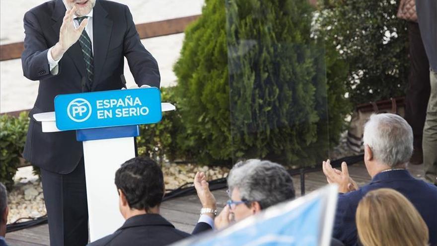 """Rajoy: """"No me gustan las ecotasas"""""""