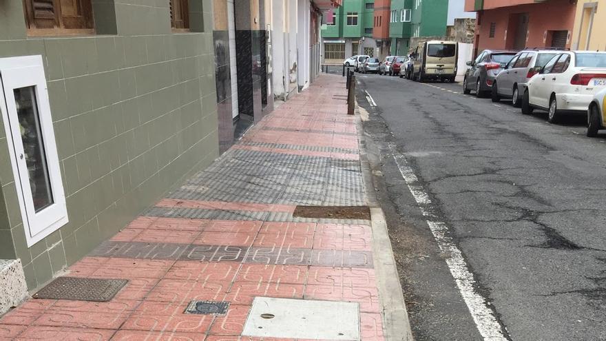 IUC Telde acusa de arboricidio a Nueva Canarias.