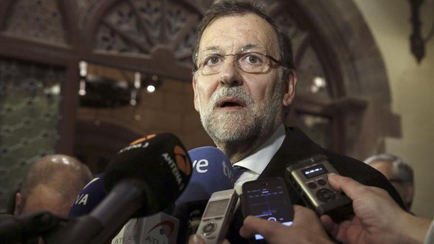 Rajoy viaja hoy a Atenas para apoyar a Samarás ante las elecciones en Grecia