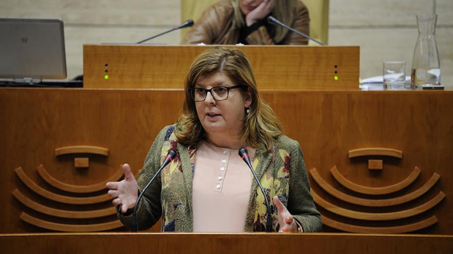 Victoria Dominguez Ciudadanos Extremadura