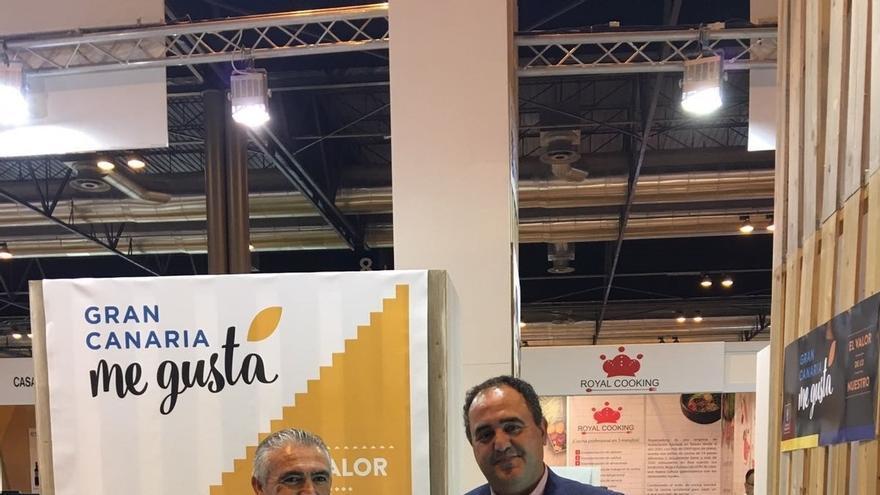 """El Café de Agaete, """"único en Europa"""", producto estrella de Gran Canaria en el Salón Gourmets de Madrid"""
