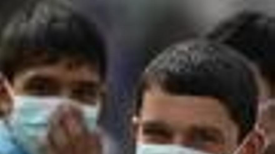 Gripe A en Afganistán