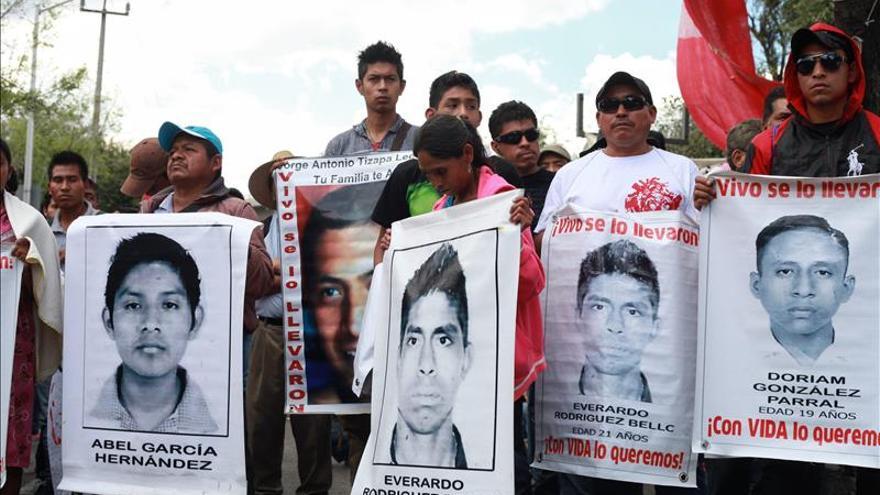 Capturan en México a exjefe policial vinculado a la desaparición de los estudiantes