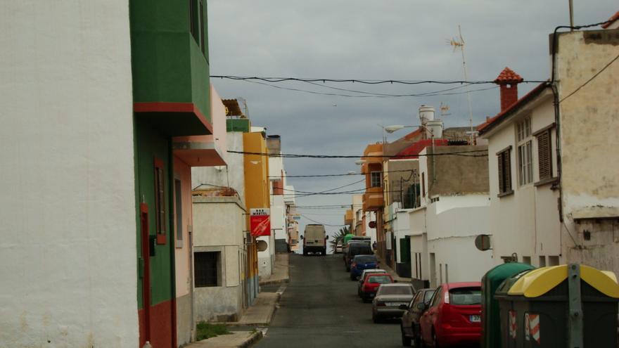 Calle de Ojos de Garza