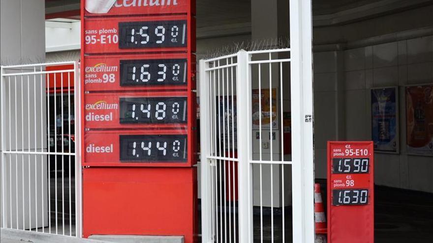 La fiscalidad en Francia dejará de premiar el diesel frente a la gasolina