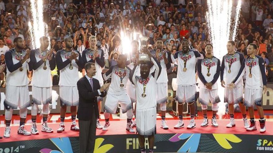 EEUU gana el Mundial de Baloncesto 2014 (Ángel Rivas).