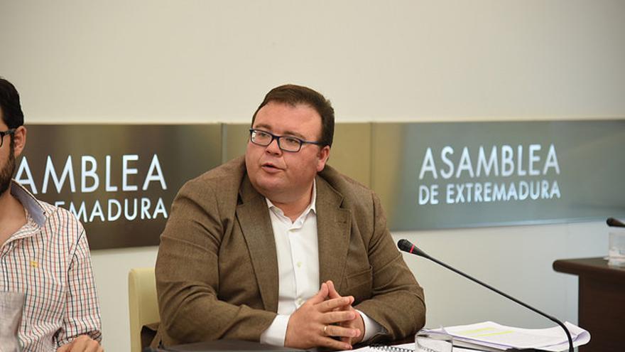 Hipólito Pacheco, diputado regional del PP