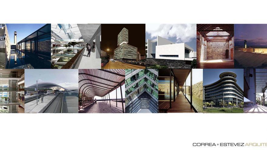 Correa Estebez arquitectura