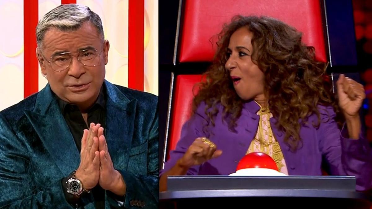 Jorge Javier Vázquez / Rosario Flores