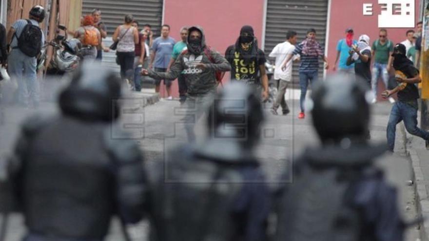 Errores de los políticos derivaron en manifestaciones violentas en Honduras