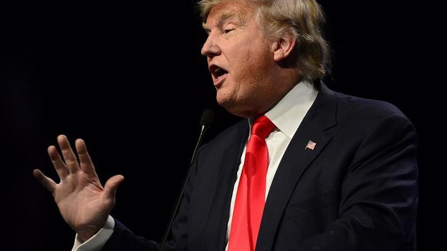 Trump va camino de acabar 2015 como el republicano favorito a la Casa Blanca