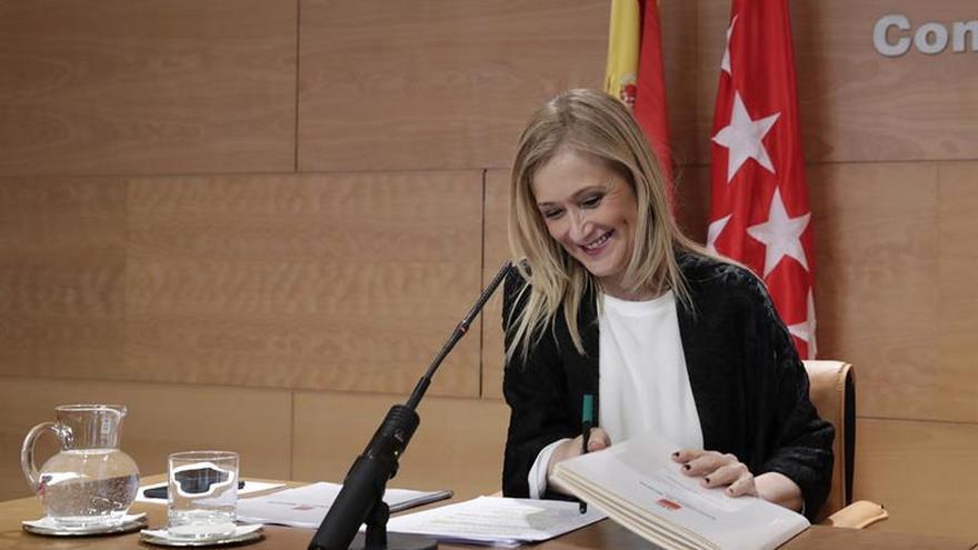 Cifuentes espera unas relaciones provechosas y razonables de España con EEUU