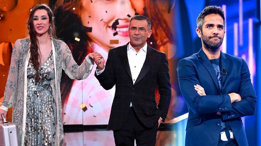 Adara y Jorge Javier en 'GH VIP 7', y Roberto Leal en 'OT'