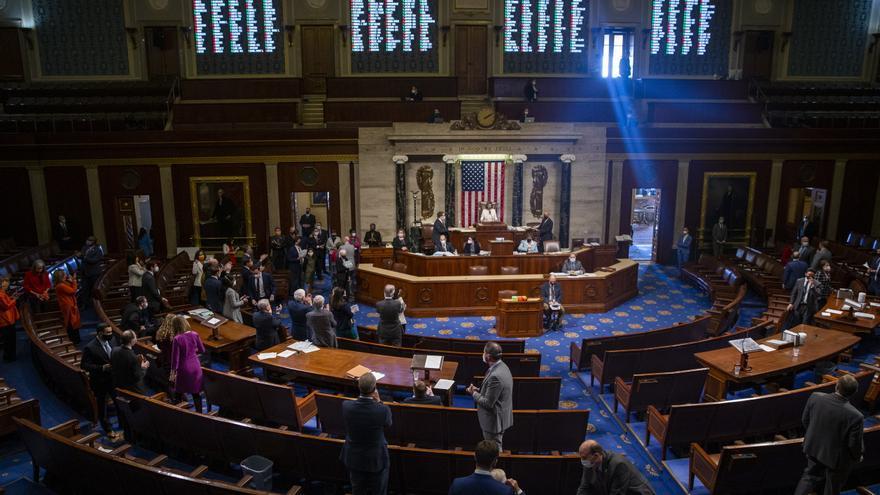 La Cámara Baja de EE.UU. aprueba la ley que restringe la venta de armas a Arabia Saudí