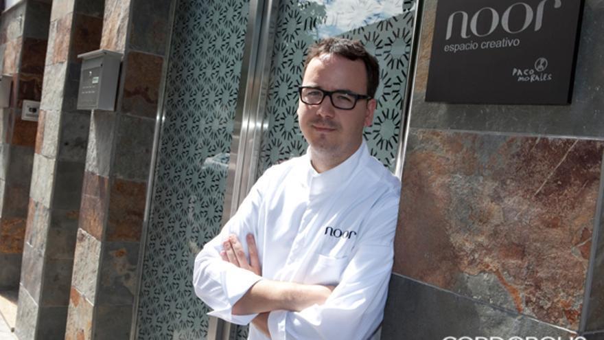 El cocinero Paco Morales  | MADERO CUBERO