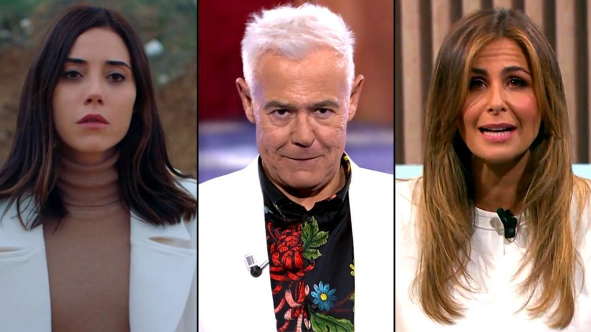 Audiencias TV domingo 10 de octubre