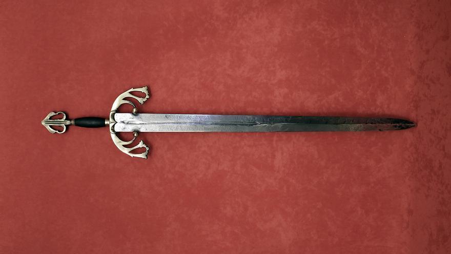 Tizona del Cid / https://espadasdetoledo.com