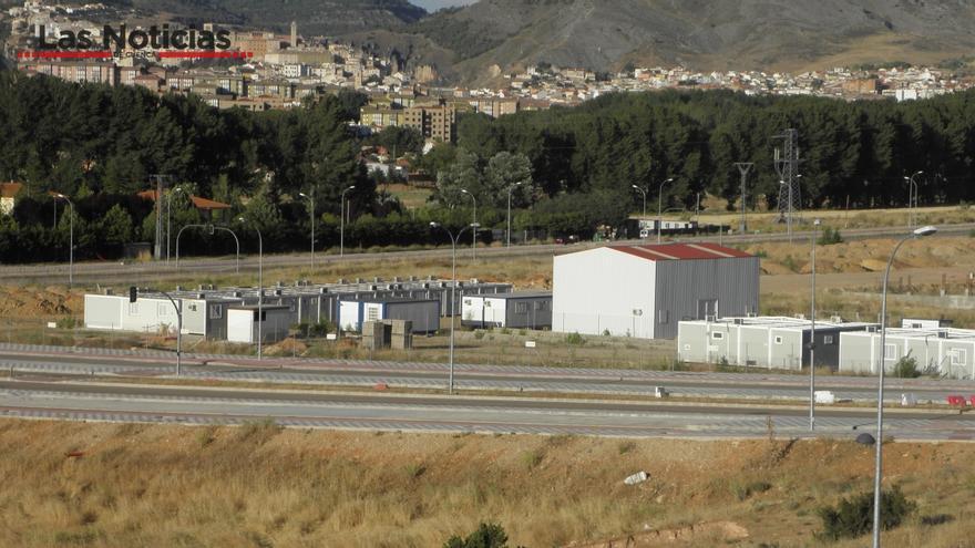 Terrenos del nuevo Hospital de Cuenca