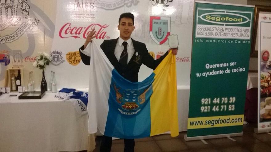 El joven Ahmed en Segovia