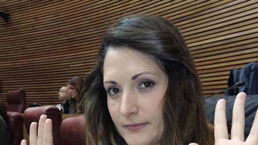 Una diputada valenciana confiesa en la tribuna que sufrió acoso escolar