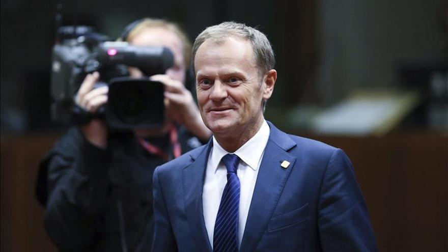 """Tusk acomete """"profunda reestructuración"""" del equipo de gobierno polaco"""