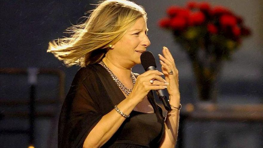 Barbra Streisand cantará en la gala de los Óscar