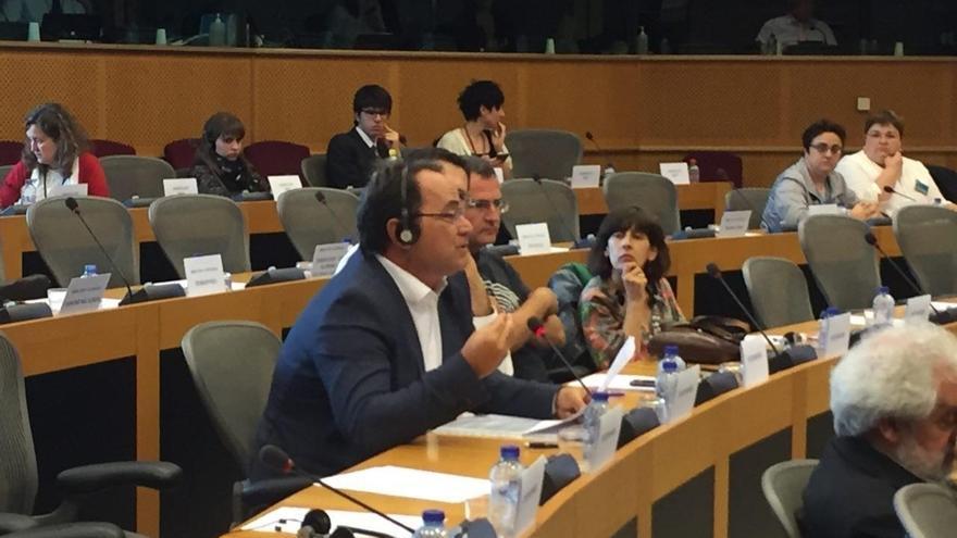 IU pide la intervención del Parlamento europeo para paralizar el proyecto de Gas Natural en Doñana
