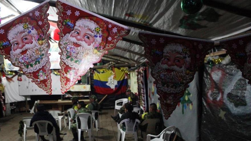 Descartan que haya prostitución en un campamento de las FARC en Colombia