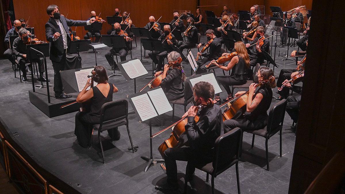 Primer concierto de temporada de la Orquesta de Córdoba