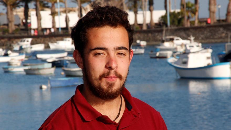 El activista LGTBI Marcus Peña.