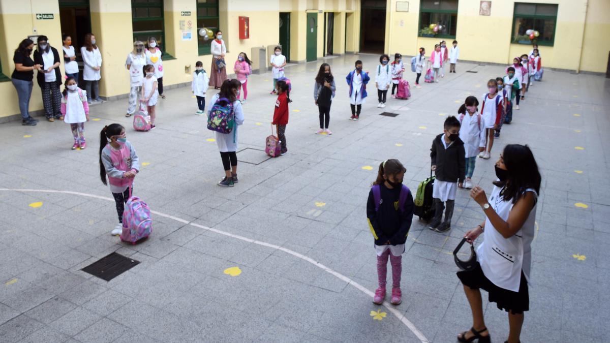 Dieciséis provincias inician las clases esta semana