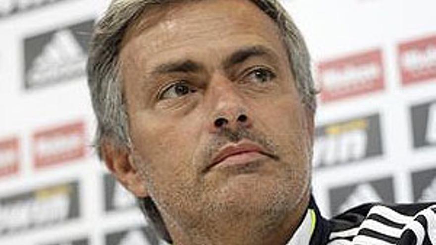 José Mourinho. (EUROPA PRESS)