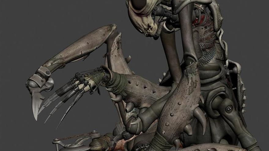 """""""El ermitaño"""", futuros distópicos en animación 3D a la lucha por el Goya"""