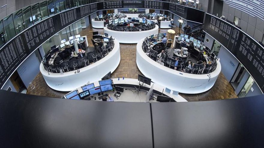 El DAX alemán sube un 0,19 por ciento hasta los 9.436,89 puntos