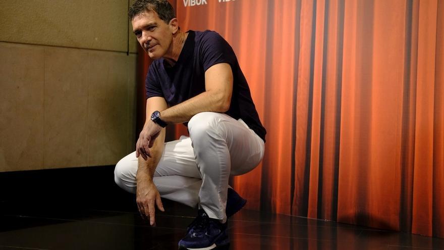 Antonio Banderas elige el Teatro Alameda para desarrollar su proyecto teatral