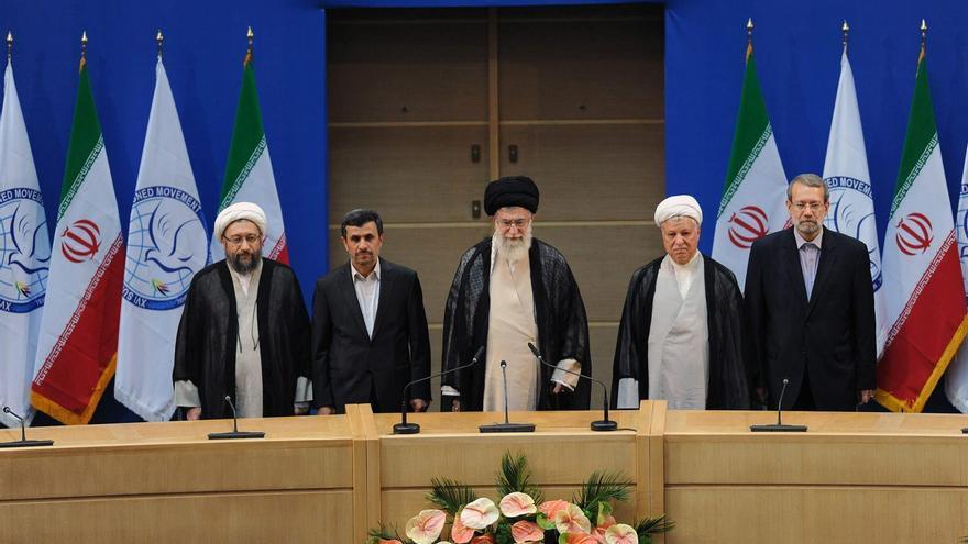 Jamenei califica de pecado la fabricación y uso de armas nucleares