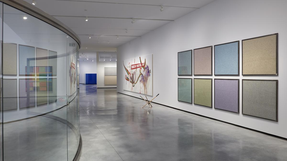 El Museo Helga de Alvear de Cáceres contiene 200 obras de más de un centenar de artistas