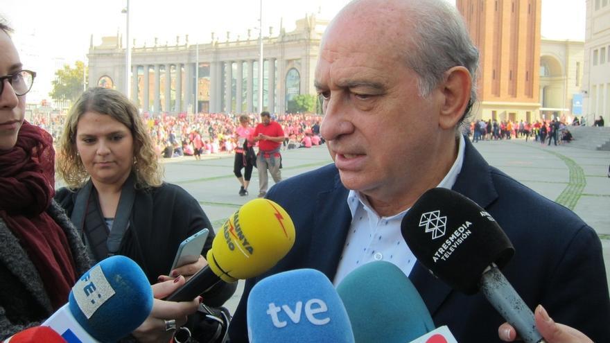 Jorge Fernández asegura a la Generalitat que no se esconderá información sobre seguridad ciudadana