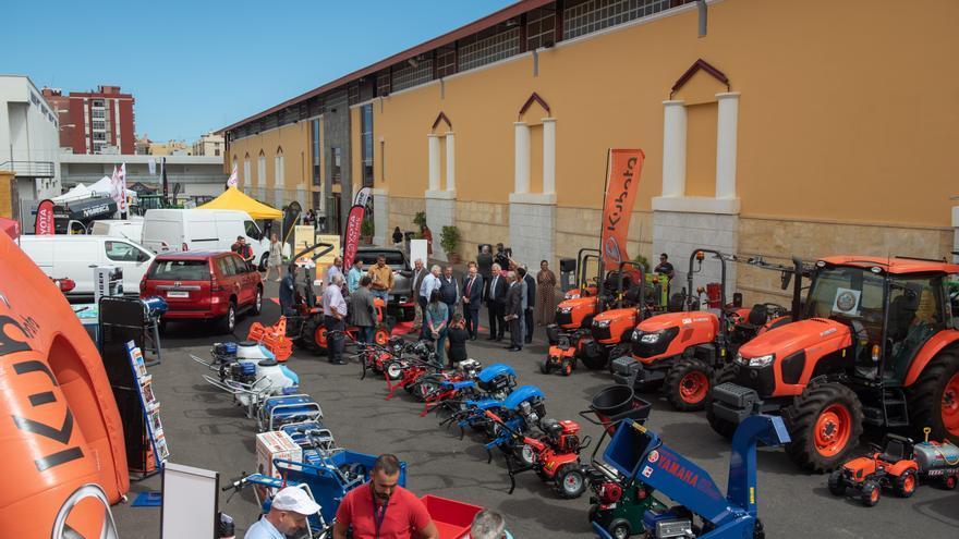 Primera edición de ExpoAgro, en Gran Canaria