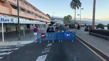 Candelaria reordena el tráfico en varias calles para seguridad de los peatones