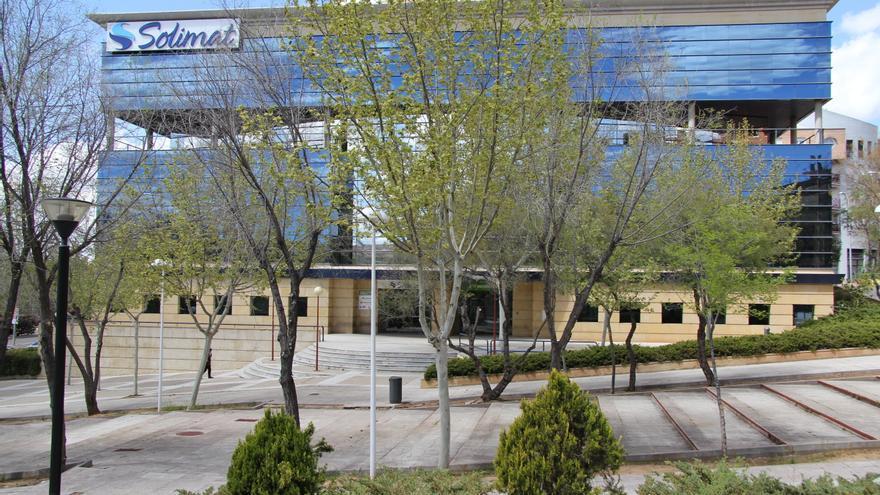 Sede central de Solimat en Toledo