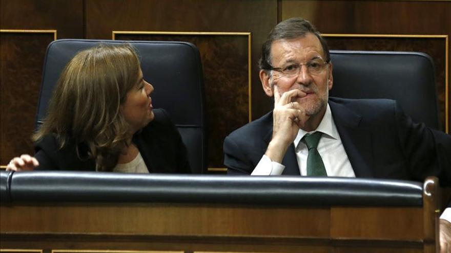 Rajoy dará cuenta en el Congreso de los efectos de las elecciones catalanas